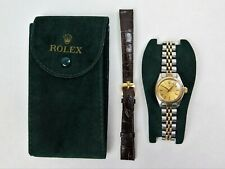 Rolex Oyster Perpetual Lady Stahl/Gold