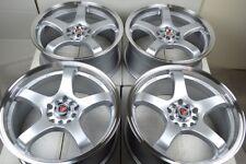 17 Wheels Rims xB RAV4 Civic ES300 Fusion Optima Accord Elantra TC 5x100 5x114.3
