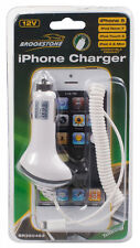Brookstone Unipart Iphone 5 5S 6 Ipad Air Car Charger iPod Touch Nano