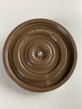 Oster Regency Kitchen Center Replacement Mixer Base Turntable Brown 6 Inch