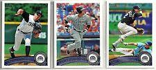 2011 Topps 21-card Colorado Rockies Baseball Team Set  Carlos Gonzalez  ++