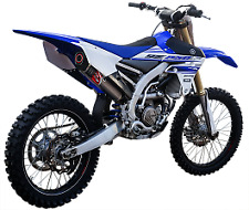 NONE Factory Full Exhaust System For Yamaha YZ 250F YZF 250 2014 - 2018