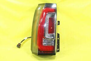 🥦 15 16 17 18 19 GMC Yukon or XL Left LH Driver Tail Light OEM *CHIPPED*