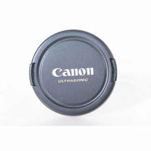 Canon 67mm Objektivdeckel Snap USM E-67U / Frontdeckel / Lens Cap