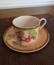 PTS International Interiors NEWBURY Fruit Cup and Saucer Set