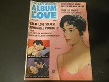 Elizabeth Taylor, Anita Ekberg, Elvis - Hollywood Album Of Love Magazine 1961