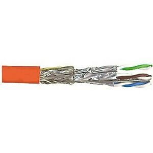 Draka Comteq Data Cable uc1500 ss23 cat7a 1500mhz 4x2xawg23 S//FTP-By the Metre