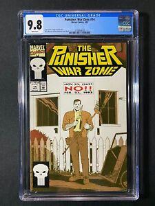 Punisher: War Zone #14 CGC 9.8 (1993)