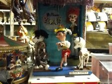 Puppet Theater and store display