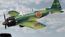 Franklin Mint Armour 1:48 Japanese Zero Camo B11E177