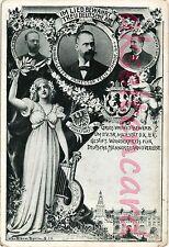 Berühmte Persönlichkeit Ansichtskarten vor 1914 aus Deutschland