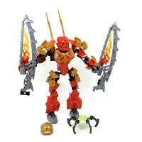 LEGO Bionicle Tahu Master of Fire Set 70787 Complete No Instructions No Box