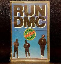 NEW Run DMC Tougher Than Leather ORIGINAL 1988 1ST ISSUE Audio Cassette