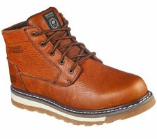 Skechers Men's   Relaxed Fit Boydton Emporia Work Boot