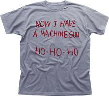 Ahora tengo una ametralladora Die Hard John Mclane Nakatomi En Algodón 9912