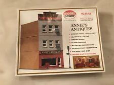 NIB HO Model Power Annie's Antiques kit, Part #464