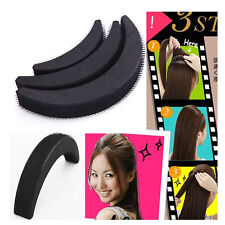 Women Sponge Hair Styling Clip Stick Bun Maker Braid Tool Accessories NEW