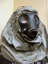 GAS MASK HOOD COVER FACE HEAD PROTECTION PAINTBALL NBC