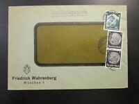 Germany SC# 449 on 1935 Commercial Cover - Z6732