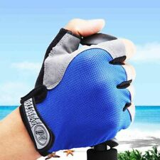 Half Finger Fitness Gloves Gym Weight Lifting Workout Hand Cover For Athletes