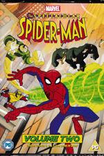 Películas en DVD y Blu-ray animaciones spider