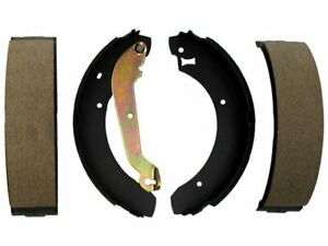 Rear Brake Shoe Set Bosch 9STC38 for Merkur XR4Ti 1985 1986 1987 1988 1989