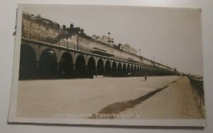 VINTAGE REAL POSTCARD Madeira Road Brighton Early 1900.s