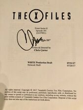 "The X Files-Event Series II Episode 201 ""My Struggle III"" -COPY"