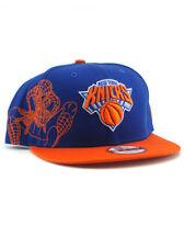 New Era NBA New York NY Knicks 9fifty Snapback Hat Logo Spider-Man Marvel Comic