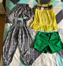 Bulk Women's clothes, 4 items (size S, will fit a size 8)