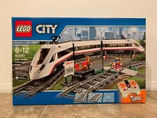 Brand new and sealed Lego City High-Speed Passenger Train (60051)