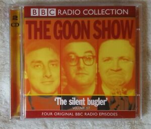 The Goon Show - The Silent Bugler (2CD) Secombe/Sellers/Milligan