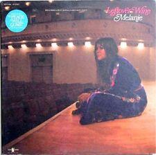 Melanie - Leftover Wine  USA 1976 LP FOC
