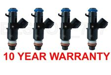 4X OEM Honda Fuel Injectors For 06-15 Civic 1.8L And 06-11 Honda Fit 1.5L