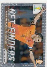 2014 Prizm World Cup Net Finders Base #14 Robin van Persie Netherlands