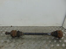 2012 E81 BMW 116I 1 Series 2.0 Petrol Drivers Side Rear Driveshaft O/S/R