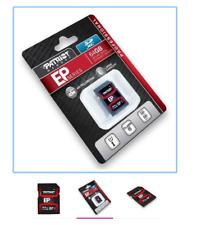 patriot Ultra Speed - 64GB SDXC SD XC CLASS 10 for SONY ALPHA a6000 ILCE-6000