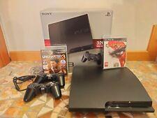PS3 CONSOLE SLIM 320 GB