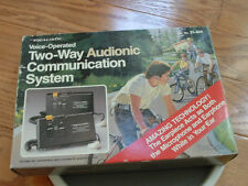 Realistic Two-Way Audionic Communication System. TRC-504, cat # 21-404; 1970s