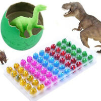 60Pcs Growing Dinosaur Eggs Magic Hatching Egg Add Water For Children Toy Gift