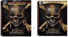 PIRATES OF THE CARIBBEAN: DEAD MEN TELL NO TALES Limited Steelbook 4k Edition