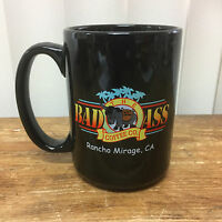 BAD ASS Coffee Company Rancho Mirage CA  Coffee Mug Legend of Kona Nightengale