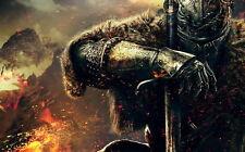 """032 Dark Souls 3 - III Hot Video Game 38""""x24"""" Poster"""
