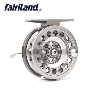 2.1:1 Ice Reel Full Aluminum Steel Corrosion Resistant L/R Handle Fishing Reels