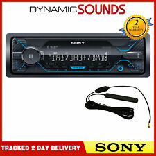 Sony DSX-A510BD Bluetooth Stereo MP3 Aux USB iPhone Android DAB Radio + Aerial