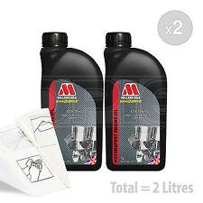 Car Engine Oil Service Kit / Pack 2 LITRES Millers Oils CSS 10w-40 2L