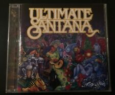SANTANA 'ULTIMATE' 2007 CD Album