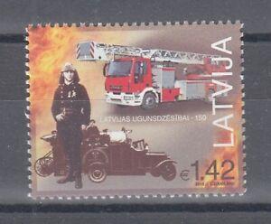 Lettland  946  Feuerwehr  ** (mnh)