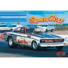 Polar Lights 935 Super Chief Charger Funny Car 1/25 Model Kit Factory Sealed