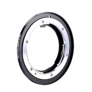 K&F Concept® OM-EOS Adapter Olympus OM Objektiv an Canon EOS Kamera .132
